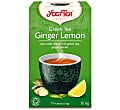 Yogi Tea Green Tea With Ginger & Lemon Tea (17 zakjes)
