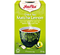 Yogi Tea Green Tea Matcha Lemon Tea (17 zakjes)