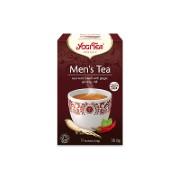 Yogi Tea Mens Bio Thee (17 zakjes)