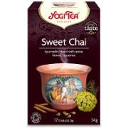 Yogi Tea Sweet Chai Bio Thee (17 zakjes)