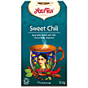 Yogi Tea Sweet Chilli Bio Thee (17 zakjes)