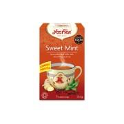 Yogi Tea Organic Sweet Mint Tea (17 zakjes)