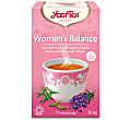 Yogi Tea Womans Balance Tea (17 zakjes)