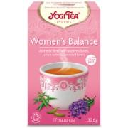 Yogi Tea Womans Balance Bio Thee (17 zakjes)