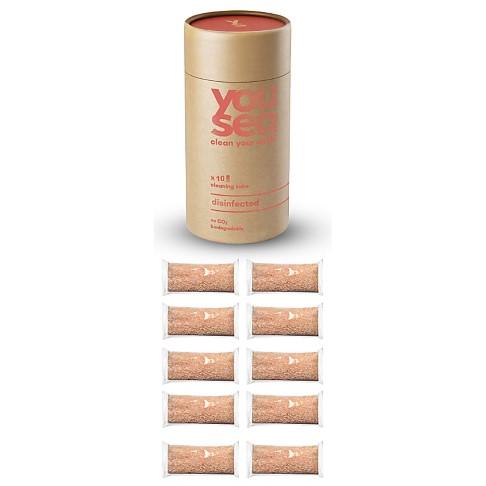 YouSea Eco Schoonmaak Tabs Antibacterieel (10 tabs)