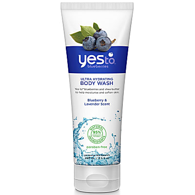 Yes to Blueberries - Ultra hydrating Body Wash (280ml)