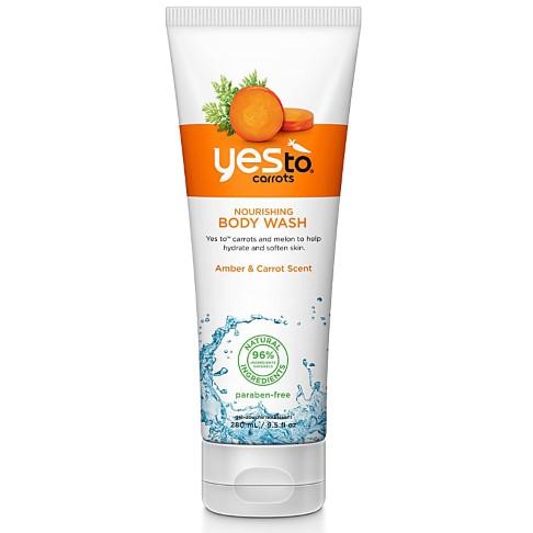 Yes to Carrots - Nourishing Body Wash (280ml)