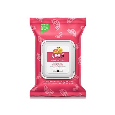 Yes to Grapefruit Gezichtsdoekjes