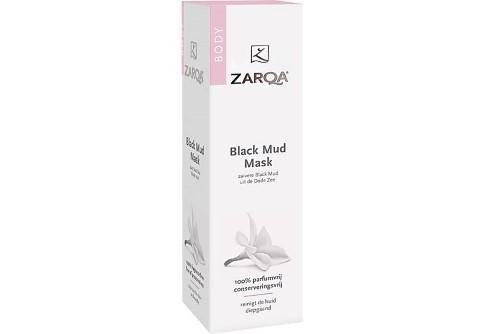 Zarqa Black Mud Mask 150ml