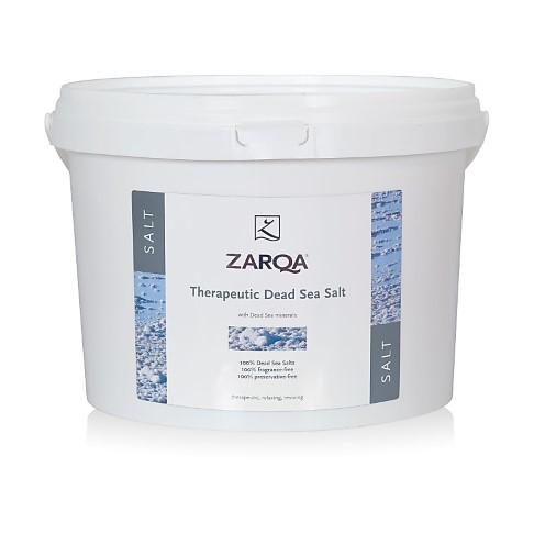 ZARQA 100% Pure Dead Sea Salt 5kg