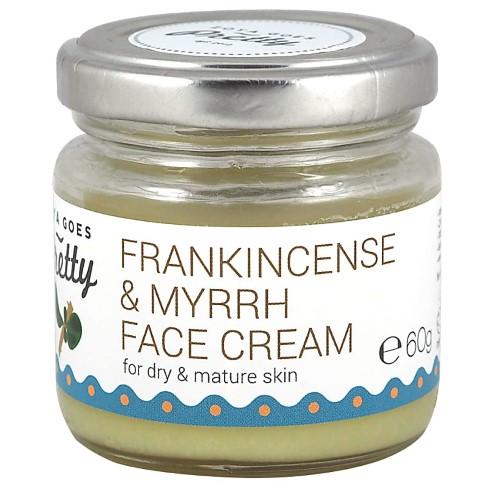 Zoya Goes Pretty Frankincense & Myrrh Face Cream - 60g
