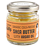 Zoya Goes Pretty Shea & argan butter - cold-pressed & organic - 60g