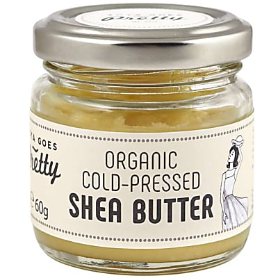 Zoya Goes Pretty Shea butter - cold-pressed & organic - 60g