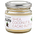 Zoya Goes Pretty Shea, cacao & coconut butter - cold-pressed & organic - 60g