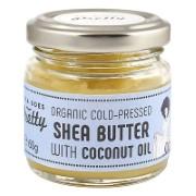 Zoya Goes Pretty Shea & coconut butter - cold-pressed & organic - 60g