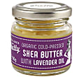 Zoya Goes Pretty Shea & lavender butter - cold-pressed & organic - 60g