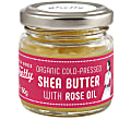 Zoya Goes Pretty Shea & rose butter - cold-pressed & organic - 60g
