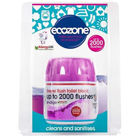 Ecozone Blijvend Toilet Blok 2000 - Indigo