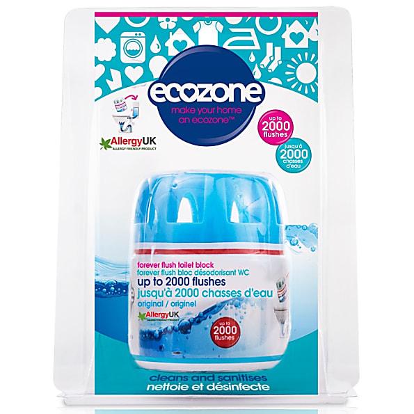 Chemisch Toilet Biologisch Afbreekbaar.Ecozone Blijvend Toilet Blok 2000 Blauw