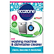 Ecozone Munt Wasmachine- & Vaatwas Machinereiniger (6 tabletten)