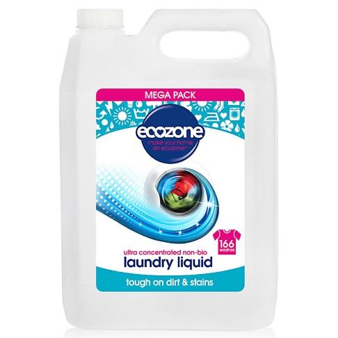 Ecozone Geconcentreerd Vloeibaar Wasmiddel (zonder enzymen) - 5L