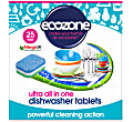 Ecozone Ultra all in one Vaatwastabletten - 25 stuks