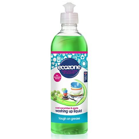 Ecozone Vloeibaar Afwasmiddel - Komkommer & Appel