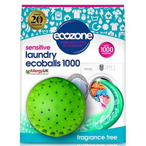 Ecozone Ecoballs - 1.000 wasbeurten